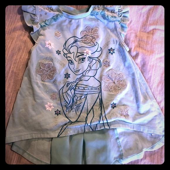 Elsa shirt - ☀️ 4/25$ on all kids apparel! ☀️
